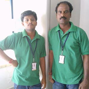 Amarnath and Ravi