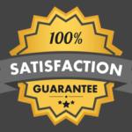 100% Guarantee offer